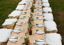 Fall dinner party by Athena Calderone
