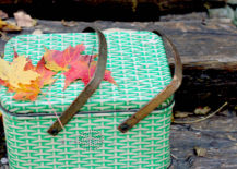 Fall picnic style from Log Cabin Cooking