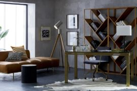 Design Tips for Rooms with Grey Walls