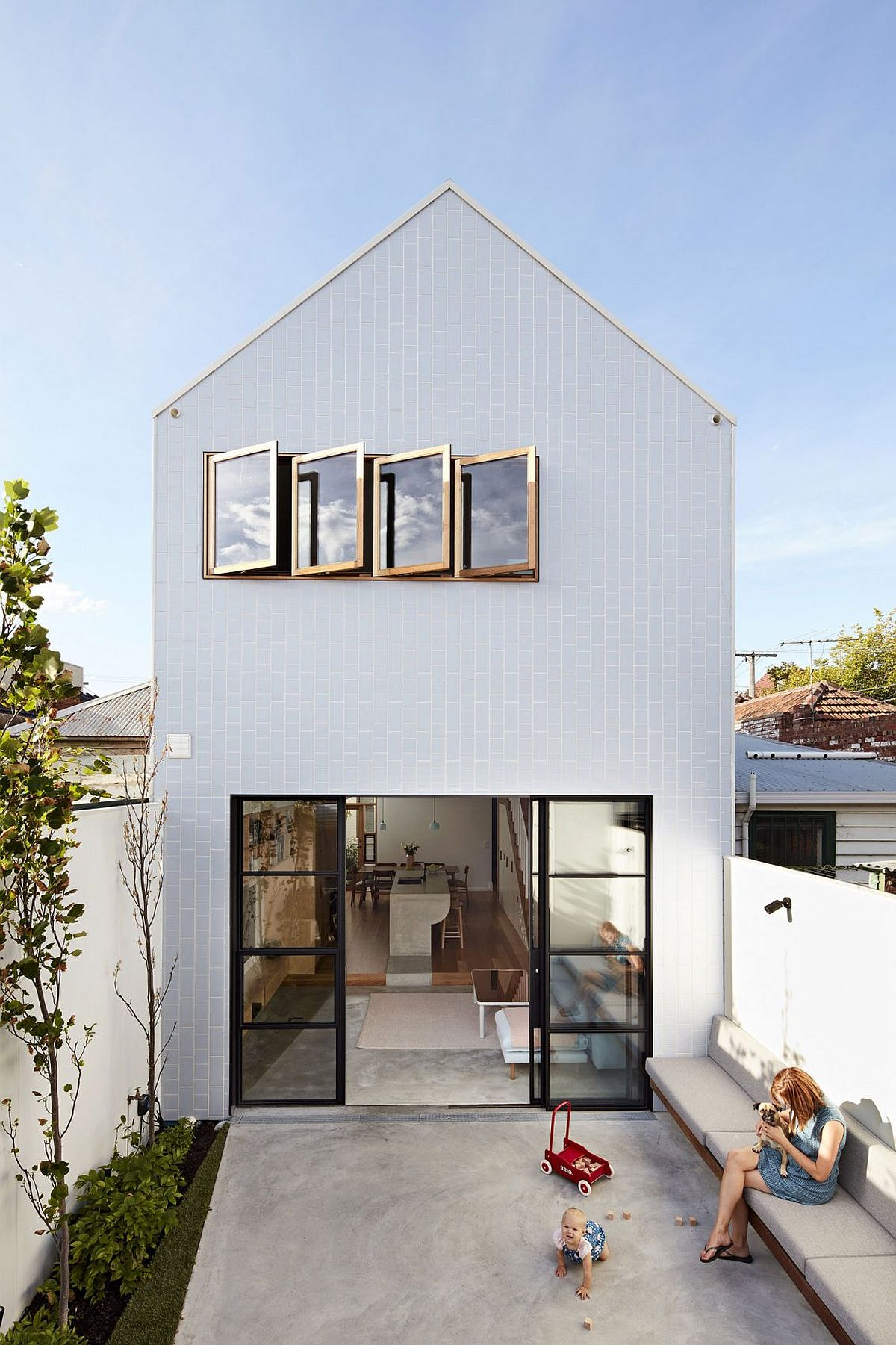 Federation terrace house designs