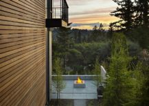 Hillside home transports you into nature's lap