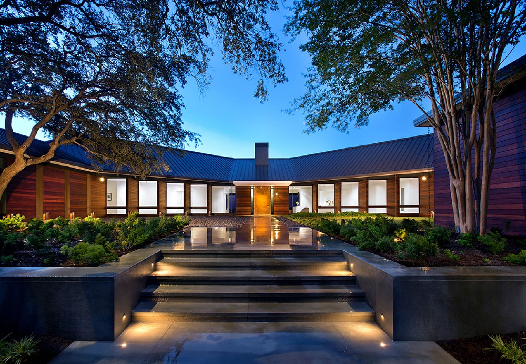 Hilltop Residence Miró by Rivera Architects in Austin, Texas