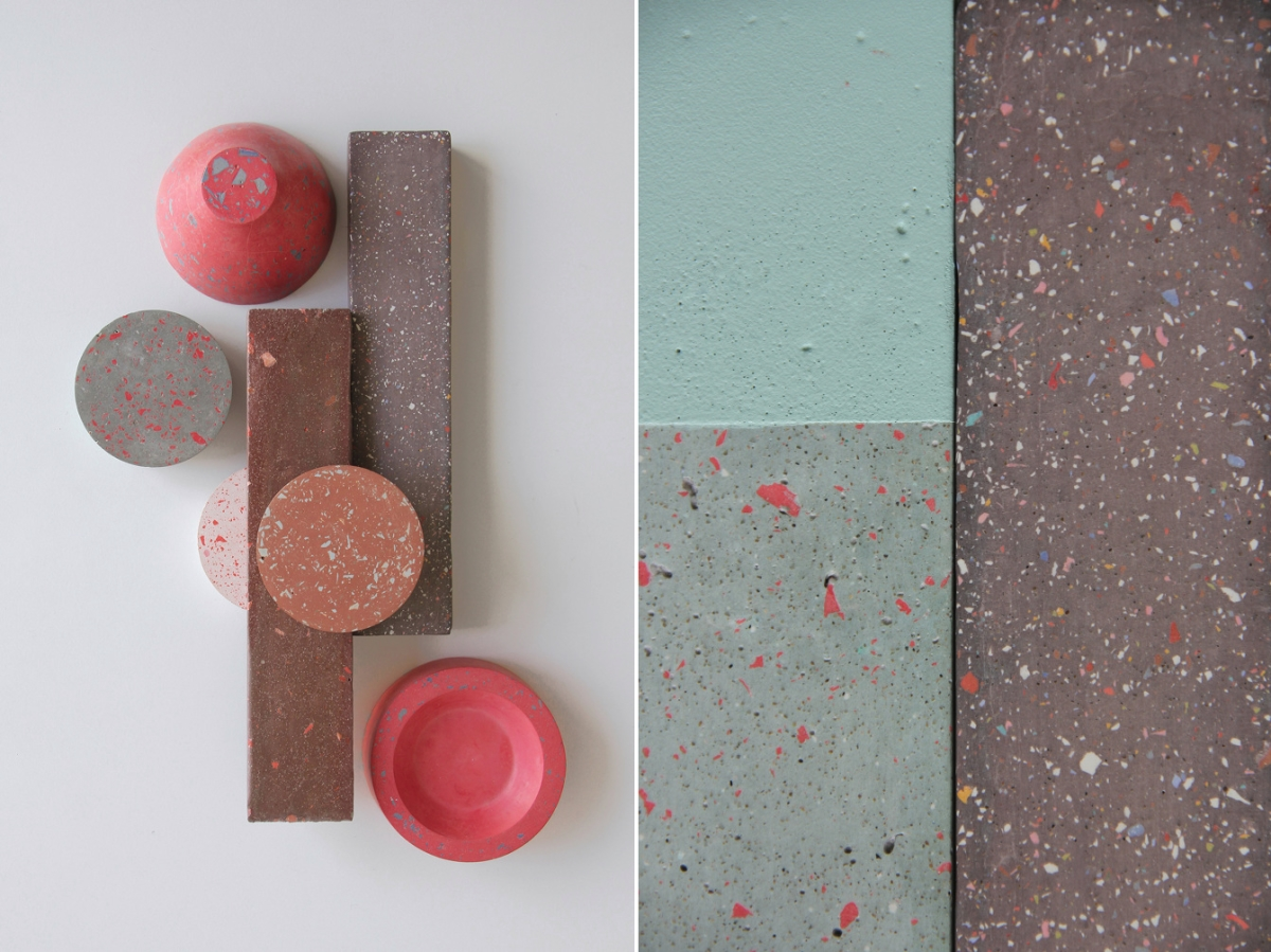 Images from the Cosmos Concrete collection