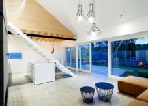 Ingenious floor plan of the home with refined style