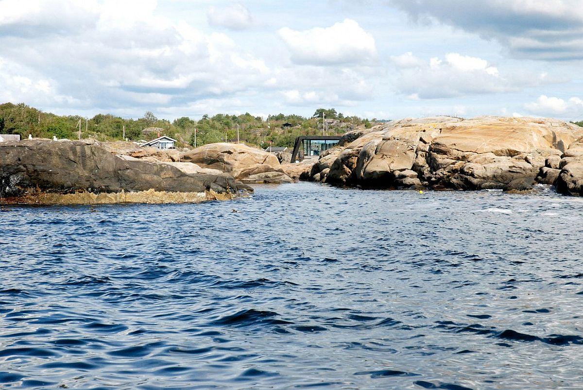 Lille Arøya by Lund Hagem