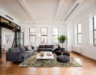 East Village Loft: This NYC Apartment was once a Small Hospital!