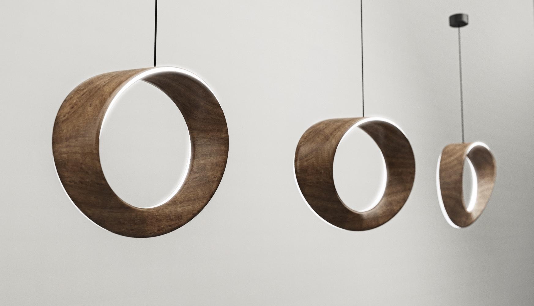 M-Lamp by Anastasia Leonova.