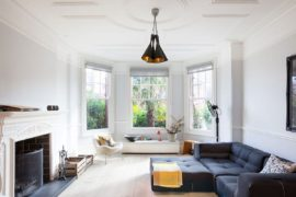 Bright and Cheerful Refurbishment Transforms Classic North London Home