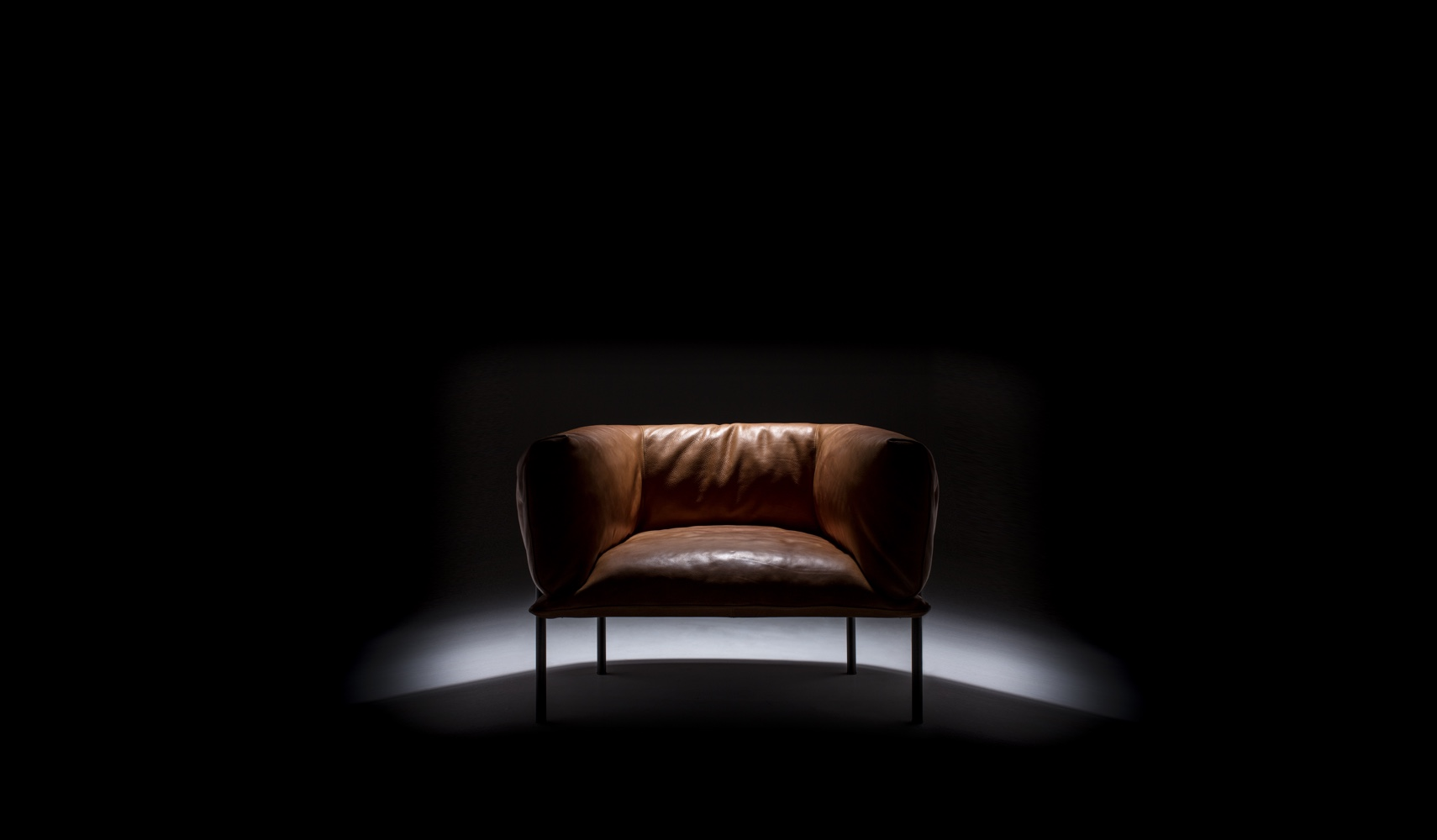 Rondo chair by Lucy Kurrein and Molinari Design.