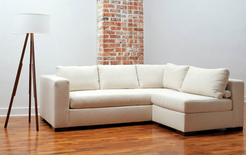 Sectional seating from Couch