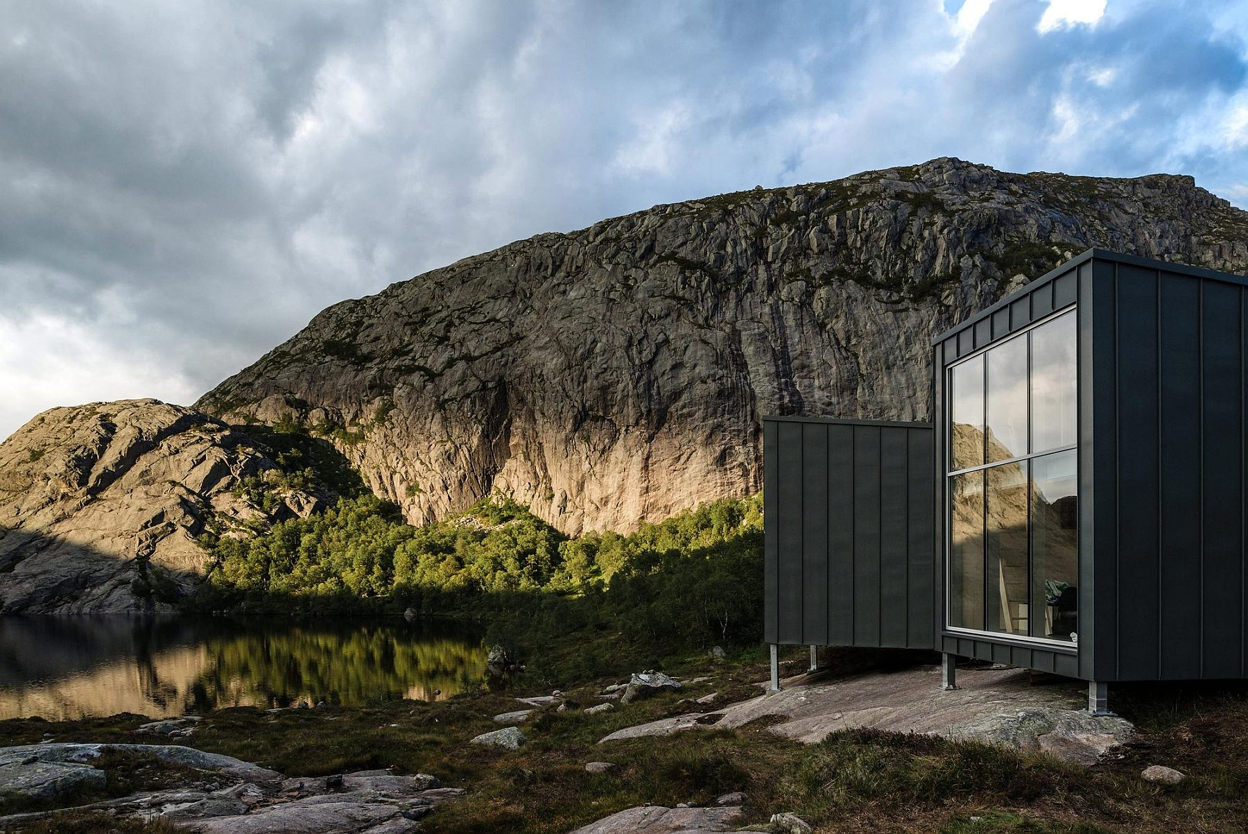 Self-catering mountain lodges in Norway
