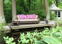 Serenity and rejuvenation can be easily found in a relaxing garden like this!