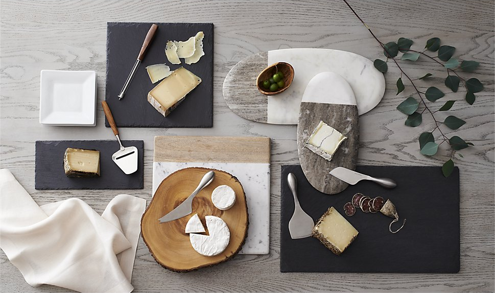 Serveware from Crate & Barrel