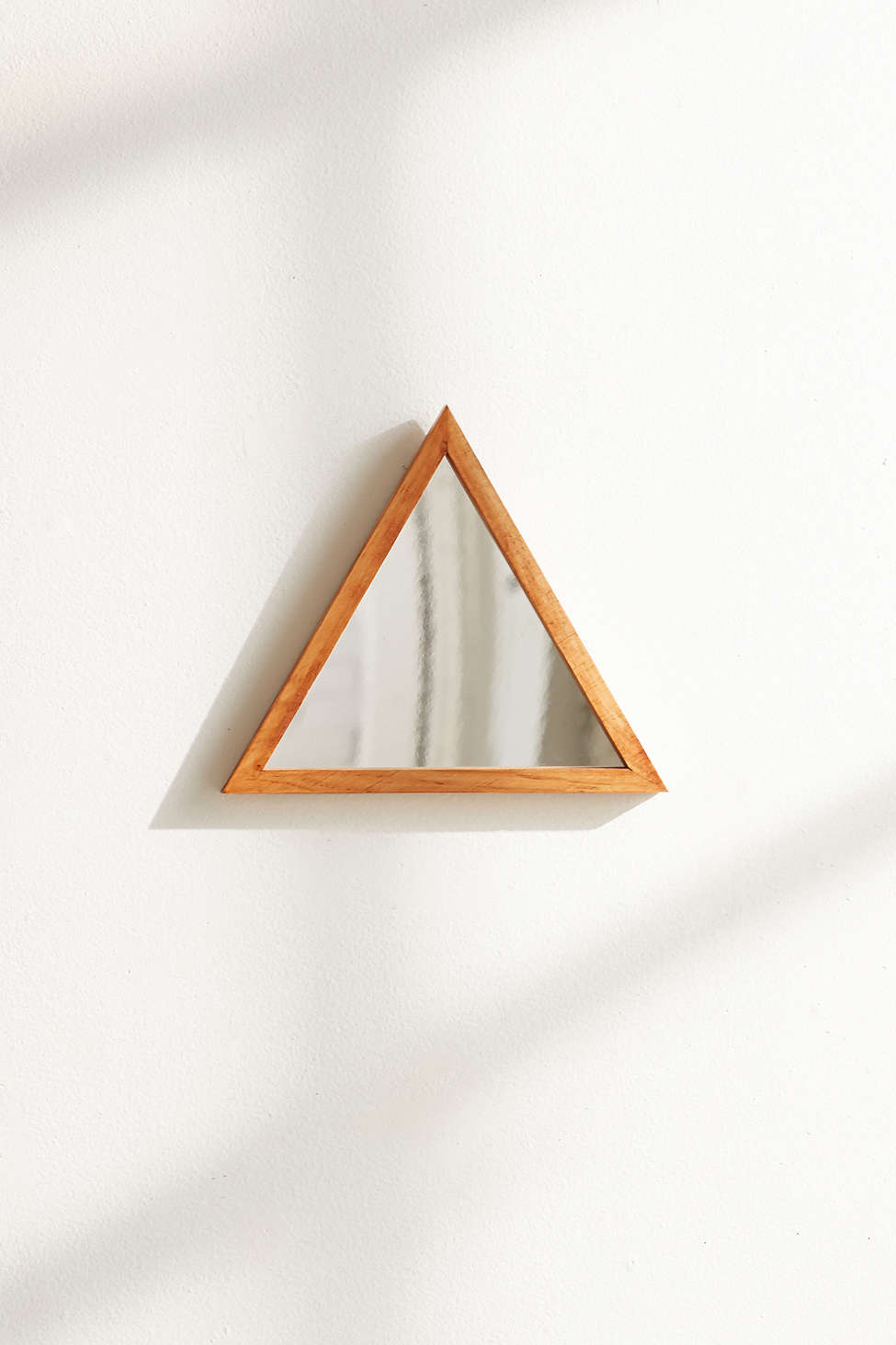 Small pyramid mirror from Urban Outfitters