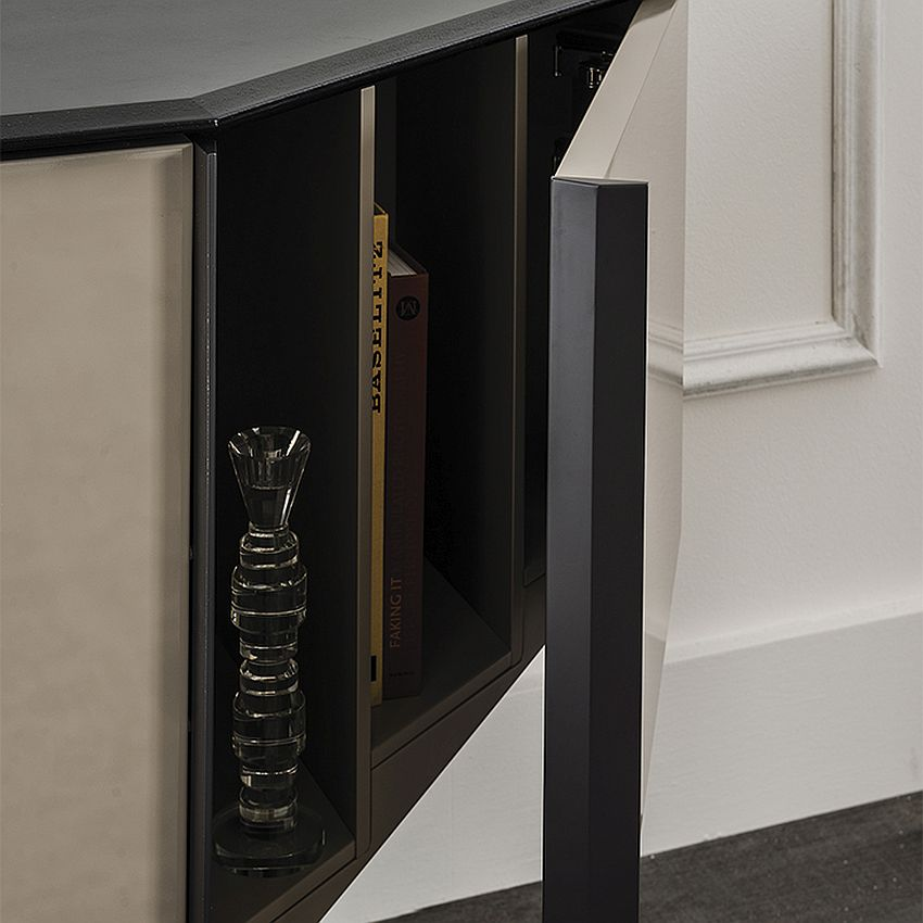 Standard sideboard designed by Alessio Bassan