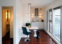 Studio apartment living by Fables de Murs