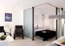 Studio apartment lodging via TripAdvisor