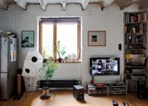 Studio apartment style from Gut Gut