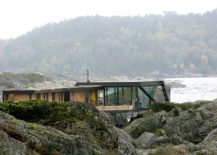 Stunning Norwegian holiday home in an island