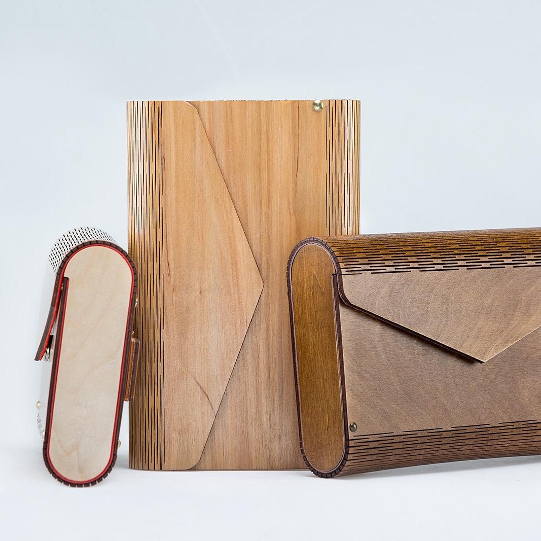 TFAI-TFAI clutch bag by Galym Kairalapov.