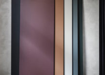 Tabletops in fall colors from ferm LIVING
