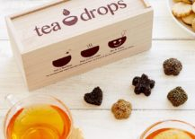 Tea gift set from Uncommon Goods
