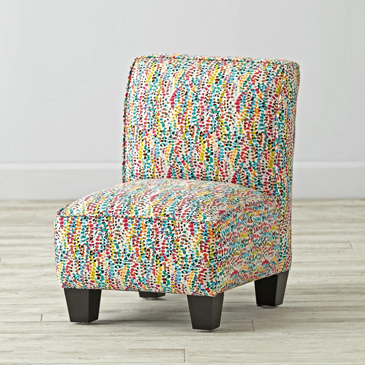 Petite Upholstered Chair from The Land of Nod
