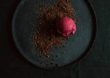 Beetroot Ice Cream from Kraut l Kopf