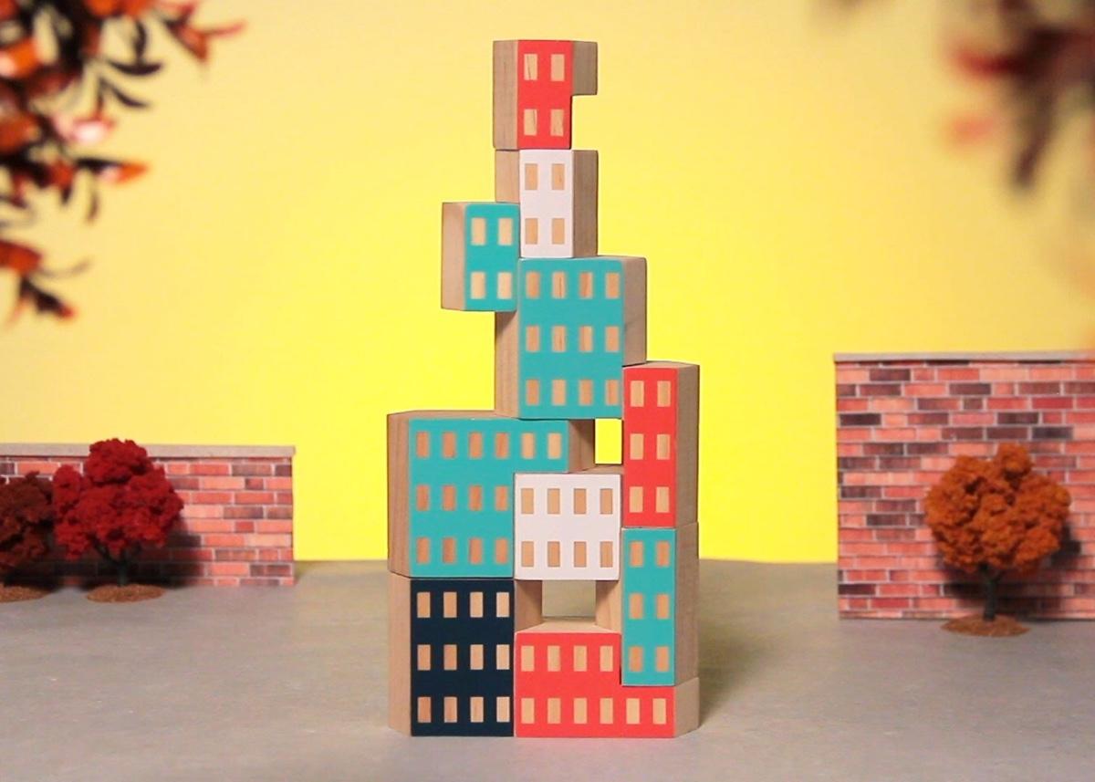 Blockitecture® Habitat.