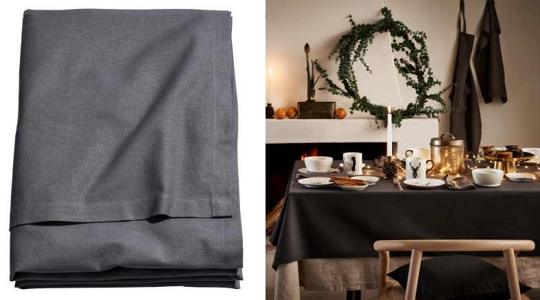 Cotton tablecloth from H&M Home