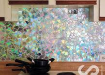 DIY holographic backdrop