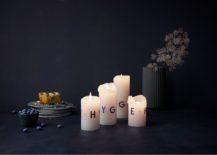 Deep Glow Hygge candles