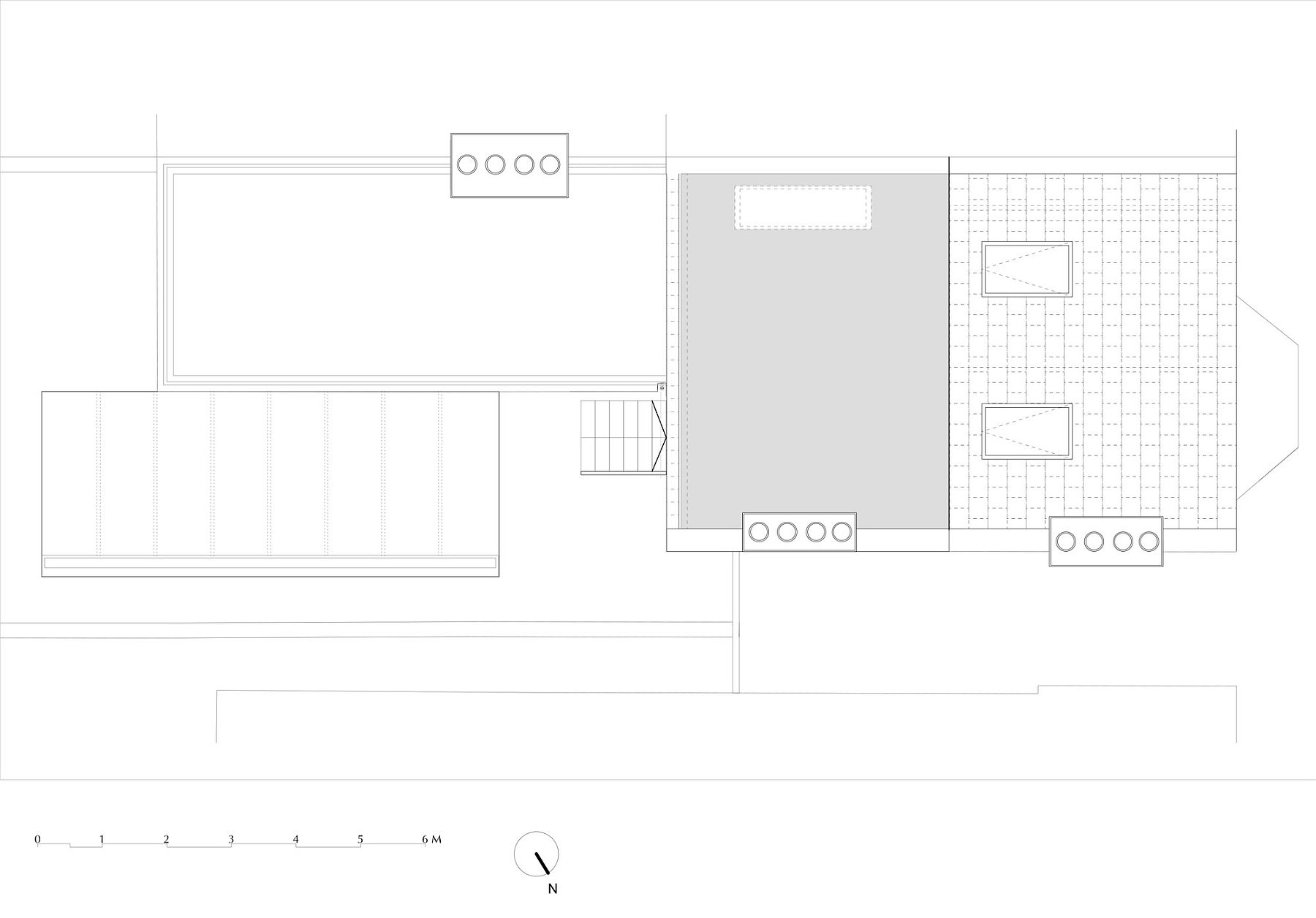 Design of the new extension of the London home