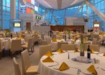 Elegant-table-settings-at-a-Minnesota-Twins-fundraiser-217x155