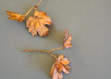 Faux-copper-leaves-217x155
