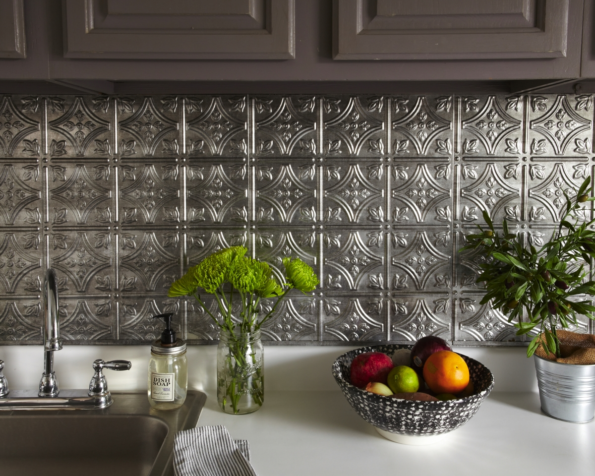 Diy kitchen backsplash ideas - Kitchen backsplash panel ...