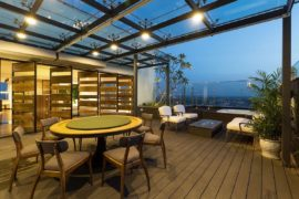 Penthouse Ecopark: An Urban Oasis Filled with Greenery and Grandeur