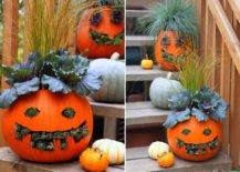 Green-Jack-o-planters-for-garden-decorating-217x155