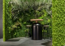 Green Mood at Biennale Interieur 217x155 Color Therapy: Go Green