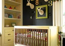 Green-and-black-create-a-unique-and-polished-modern-nursery-217x155