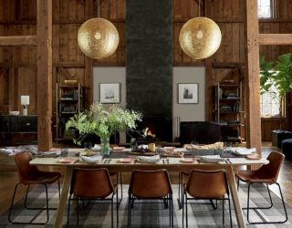 Grey and Wood: A Match Made in Design Heaven