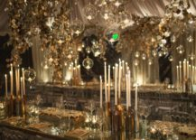 Wine Bottle Centerpieces: Budget-Friendly and Looking Chic