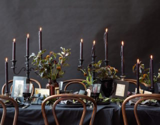 3 Rich Color Palettes for Your Fall Table