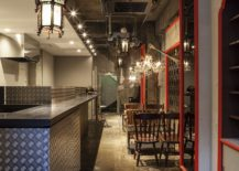 Ingenious restoration and renovation of old beauty salon into a stylish hostel