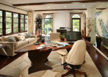 Modern-home-office-with-fabulous-live-edge-desk-and-light-filled-interior-217x155