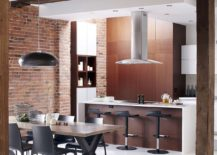Modern-industrial-kitchen-and-dining-room-of-Montreal-home-217x155