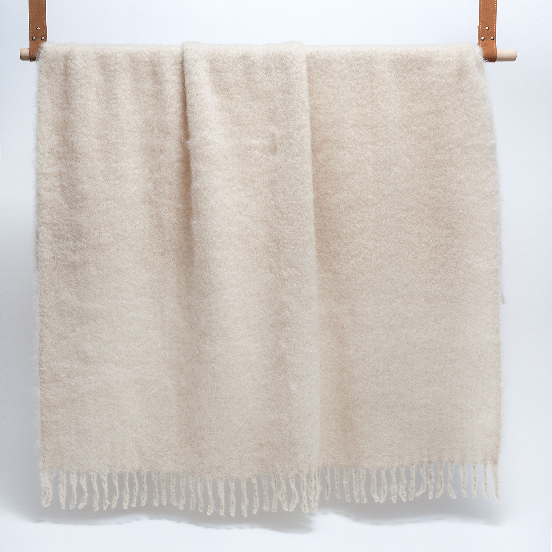 Mohair throw from Zara Home
