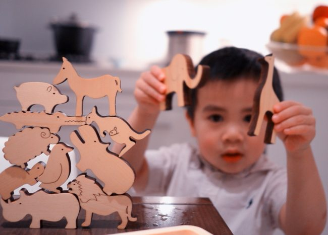 Wood is Good: 8 'Unfashionable' Wooden Toys