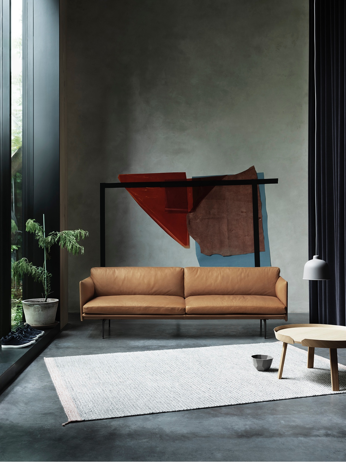 OUTLINE sofa by Anderssen & Voll for Muuto.