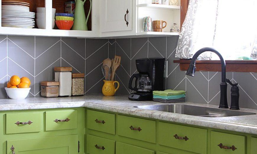 Gentil DIY Kitchen Backsplash Ideas